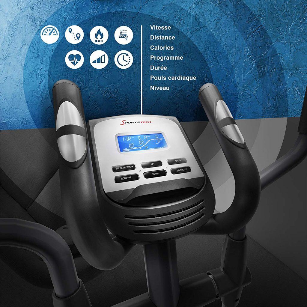 sportstech cx625 avis test